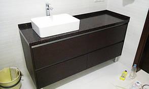 Столешница в ванную из акрила Tristone TS202, фото 2