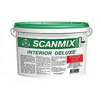 Краска дисперсионная Scanmix Interior Deluxe 10 л