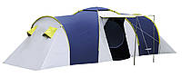 Палатка туристическая Presto Nadir 6, 3500 мм, тамбур