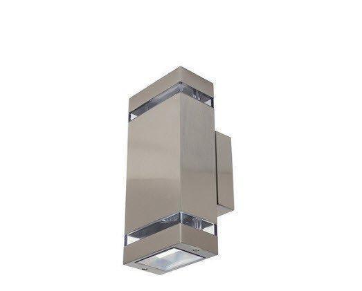 Фасадный уличный светильник Horoz HL247 2хGU10 IP44 Код.58722