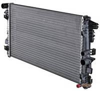 Радиатор 2.2-3.0CDI 680*415*23 MERCEDES Vito 639 Польша
