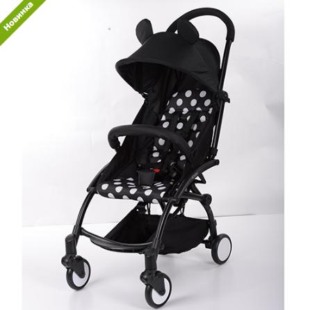 Прогулочная коляска Baby YOGA M 3548-2-2, Микки Маус