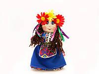 Кукла Украинка , малая девочка 15 -20 см., фото 1