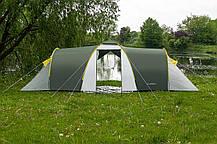 Палатка Presto Nadir 8 клеенные швы тамбур, фото 3