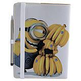 Обложка на блокнот v.2.0. A5 Fisher Gifts 384 Миньон грабитель (эко-кожа), фото 3