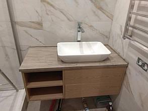 Стільниця у ванну з акрилу Marble Ocean M705, фото 2