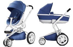 Многофункциональная детская коляска Quinny Moodd 2в1