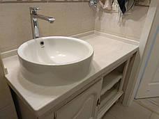 Стільниця у ванну з акрилу Marble Ocean M701, фото 2