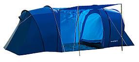 Палатка туристическая Presto Lofot 4 синяя, 3500 мм