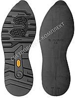 Резиновая подошва/след для обуви BISSELL BL-23, цв.#1 черный, размер 38-39