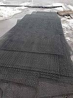 Сетка рифленая тканная с высокоуглеродистой стали по ГОСТу  3306-88