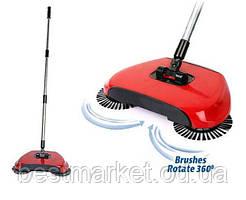 Механический Ручной Веник для Уборки Sweep Drag All - In - One