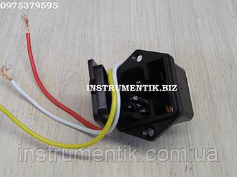 Гніздо зарядки для обприскувача AgriMotor SX-15D