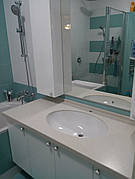 Стільниця у ванну з акрилу Tristone F106