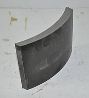 Накладка тормозной колодки не сверленная (Трибо) (5511-3501105)
