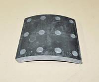 Накладка тормозной колодки сверленая (Евро-2) (Трибо) (6520-3501105)