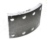 Накладка тормозной колодки сверленная проточенная (Трибо) (5511-3501105)