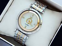 Комбинированные часы Pandora c буквой О и короной, вращающийся циферблат