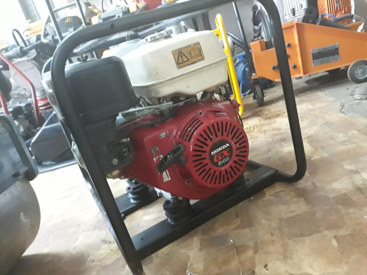Мотопомпа Honda Trash pump WT40x