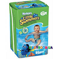 Трусики-подгузники  для плавания Huggies Little Swimmers 3-4 (7-15 кг) 12 шт
