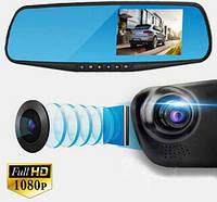 Видеорегистратор-зеркало DVR 138Е REAR-VIEW MIRROR Vehicle Blackbox DVR Full HD 2 камеры