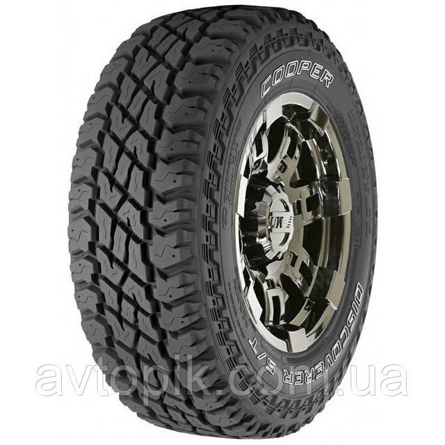 Всесезонные шины Cooper Discoverer S/T MAXX 265/60 R18 119Q