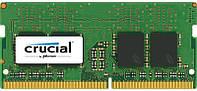 Память Crucial 4 GB SO-DIMM DDR4 2400 MHz (CT4G4SFS824A), фото 1