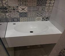 Столешница в ванную из акрила LG S034, фото 3