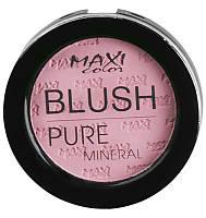 Maxi Color Румяна Mineral Pure 6 g.