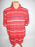 Мужская футболка-поло фирменная Ocean One р.52  028ф, фото 1