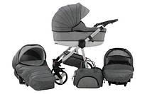 Многофункциональная детская коляска KAREX QUERO alu 3в1, фото 1