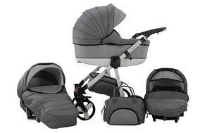 Многофункциональная детская коляска KAREX QUERO alu 3в1