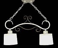 Люстра на 2 лампочки