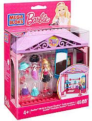 Барби и гардероб конструктор Мега Блокс / Mega Bloks Barbie Walk-in Closet
