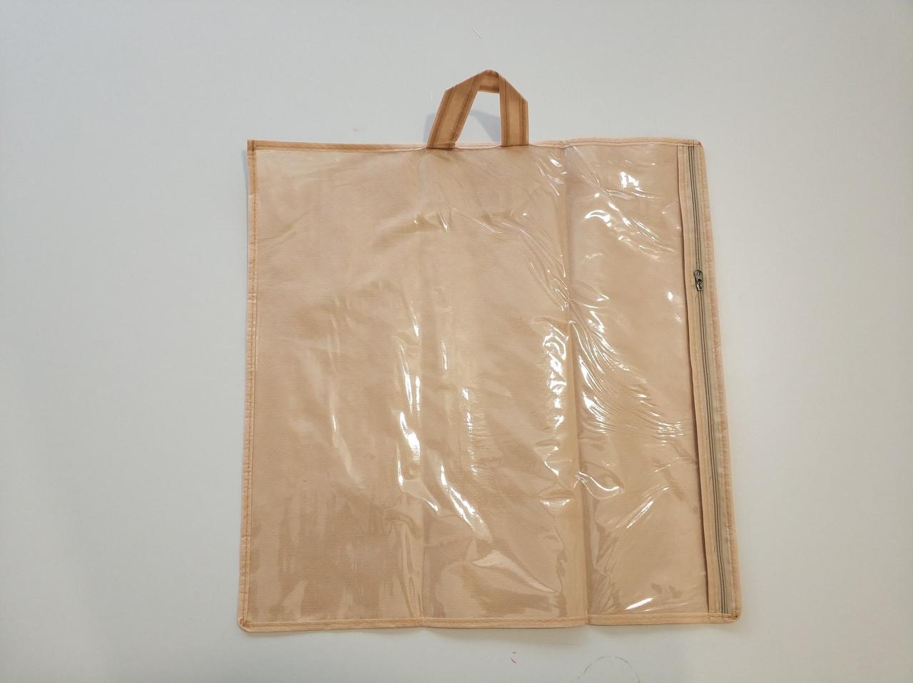 Упаковка для домашнего текстиля 46х46 см