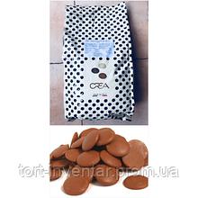 Шоколад молочный 33% Италия 5 кг