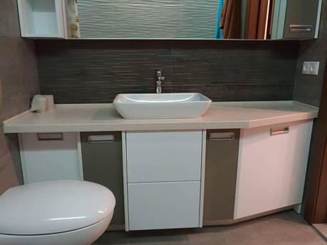 Столешница в ванную из акрила Tristone F005, фото 2