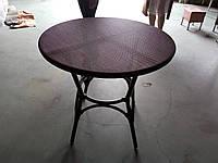 Стол круглый ROYAL Ø 0,7м для ресторана, кафе и летней площадки