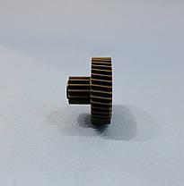 Шестерня редуктора для мясорубки Эльво 38/16 мм, фото 3