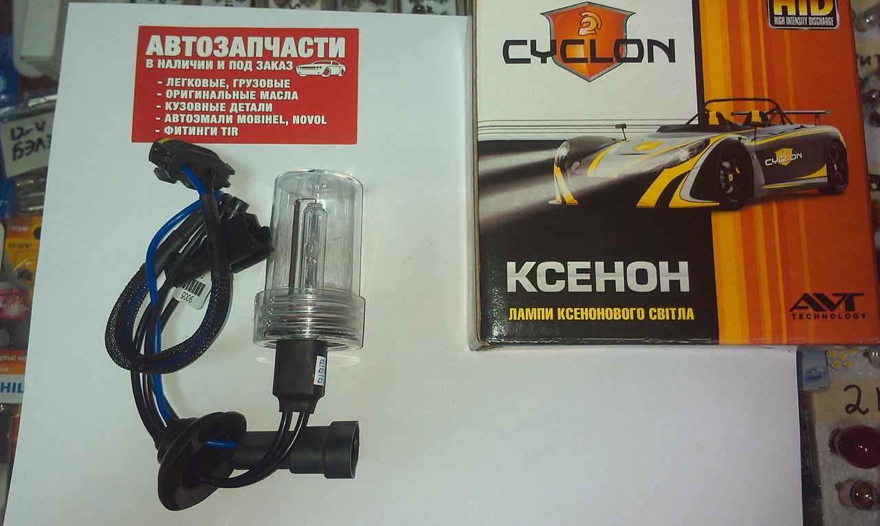 Лампа ксеноновая CYCLON НB3 12-24V 35W 5000K 1шт