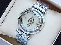 Женские часы Pandora серебристого цвета, c буквой О и короной, вращающийся циферблат, фото 1