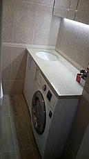 Стільниця у ванну з кварциту Caesarstone 5212, фото 3