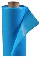 Плёнка ПЭ 180мк, 12м*25м, UV-10, УФ-стабилизированная на 10 сезонов, трёхслойная СОЮЗ / ПЛАНЕТА ПЛАСТИК голубая