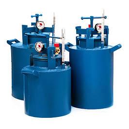 Бытовые автоклавы (газовые и электрические)