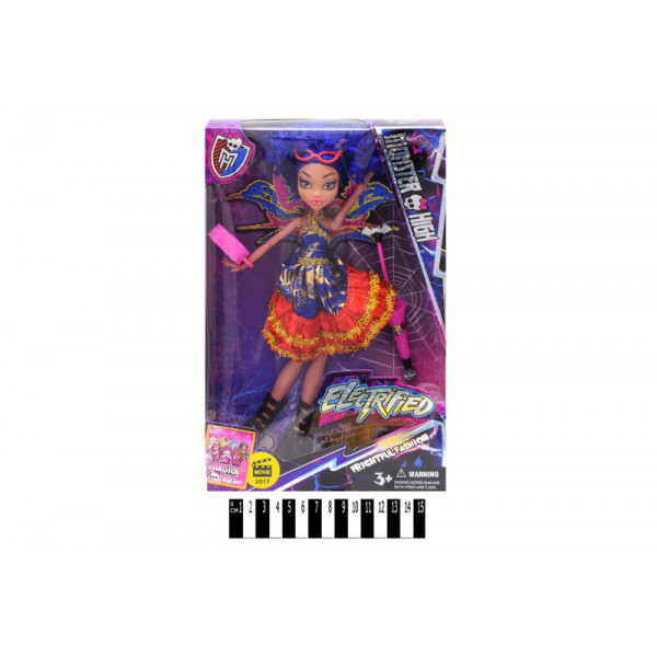 Кукла шарнирная Monster High Монстер Хай 516