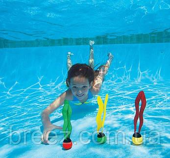 Подводные мячики - водоросли Intex шарики для подводного плавания, фото 2