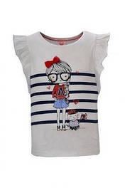 Майки, футболки, туники для девочек