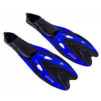 Ласты Dolvor F65SR Ocean, S(38-40) синий, галоша