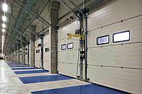 Промышленные ворота Alutech 5000х3085 мм, фото 1