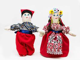 Кукла Украинка пара большая танцующая.